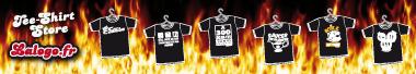 Boutique de Tee-Shirts de Lalogo.fr